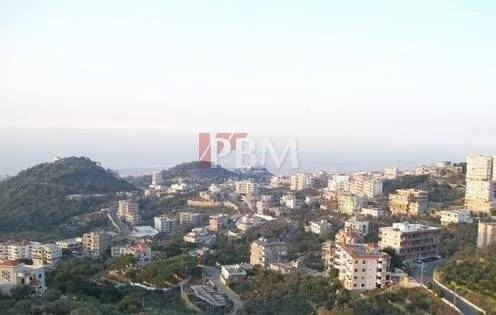 Sale Plot of land Bchamoun