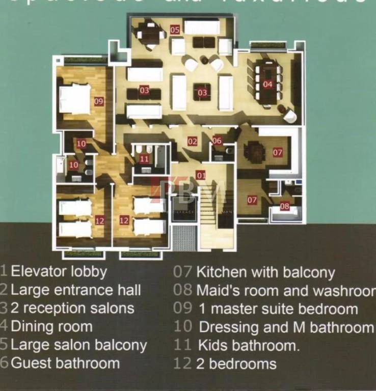 Sale Apartment Beirut Mar Elias
