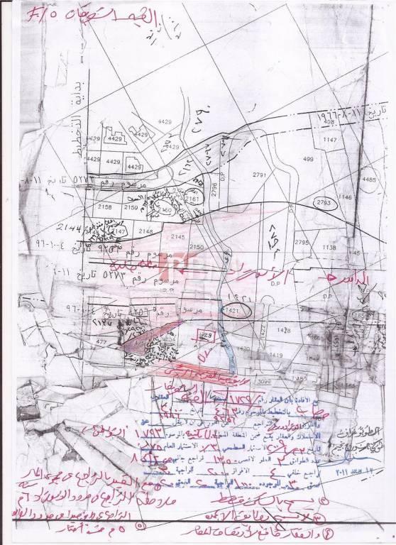 Sale Plot of land Niha Chouf
