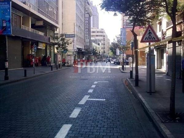 Vente Bureau Beyrouth Hamra